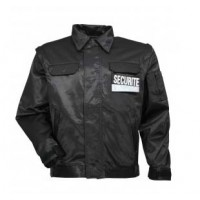 Blouson Intervention Anti-statique Securite Manches amovibles