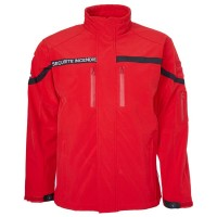Blouson 3 couches Securite Incendie SOFTSHELL