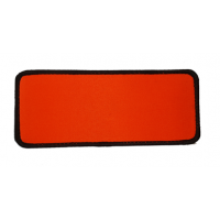 Brassard Orange Velcro Neutre