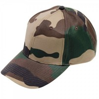 Casquette Base Ball Camouflage