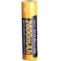Batterie Fenix rechargeable ARB-L18 2600U  avec micro-USB intégrée