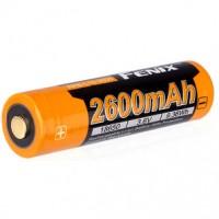 Batterie Fenix rechargeable ARB-L18 modèle 18650, 2600mAh
