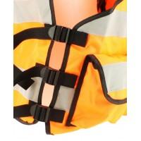 Gilet Orange Haute Visibilité Personnalisable