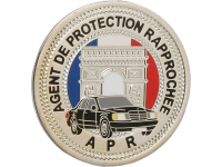 Médaille Agent de Protection Rapprochée