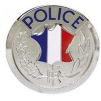 Medaille police