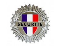 Medaille Securite