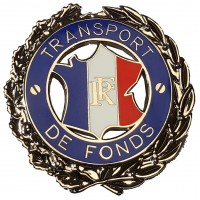Médaille Transport de Fonds