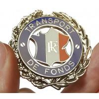 Médaille Transport de Fonds