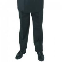 Pantalon Seul de Costume Navy