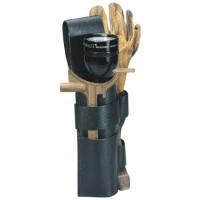 Porte accessoires en cuir (pour Gants / Clef Tricoise / Mag Lite)