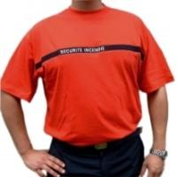 Tee Shirt Securite Incendie